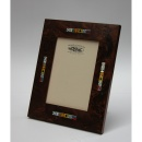 Flags Picture Frame - Wood Frame