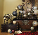 Authentic Models World Globes